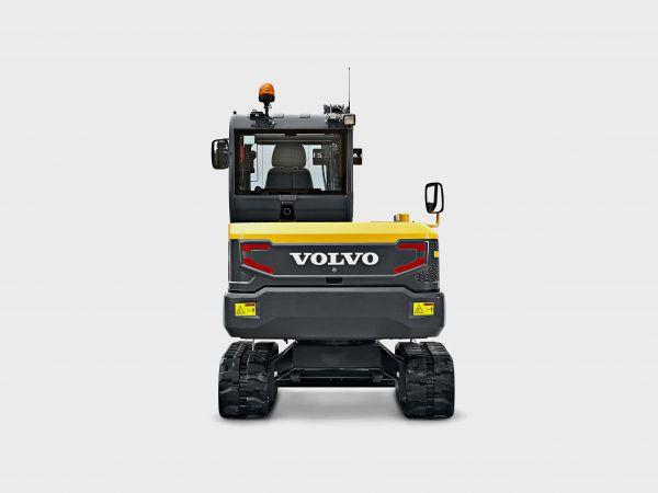 Volvo Kompaktbagger EC60E